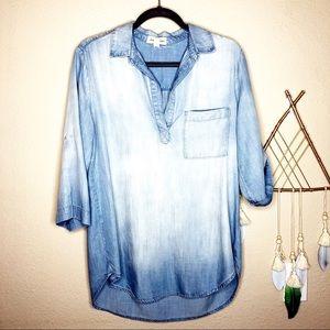 Cloth & Stone | Chambray Popover